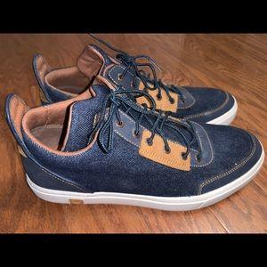 Timberland Amherst Canvas Dark Denim Chukka Shoes